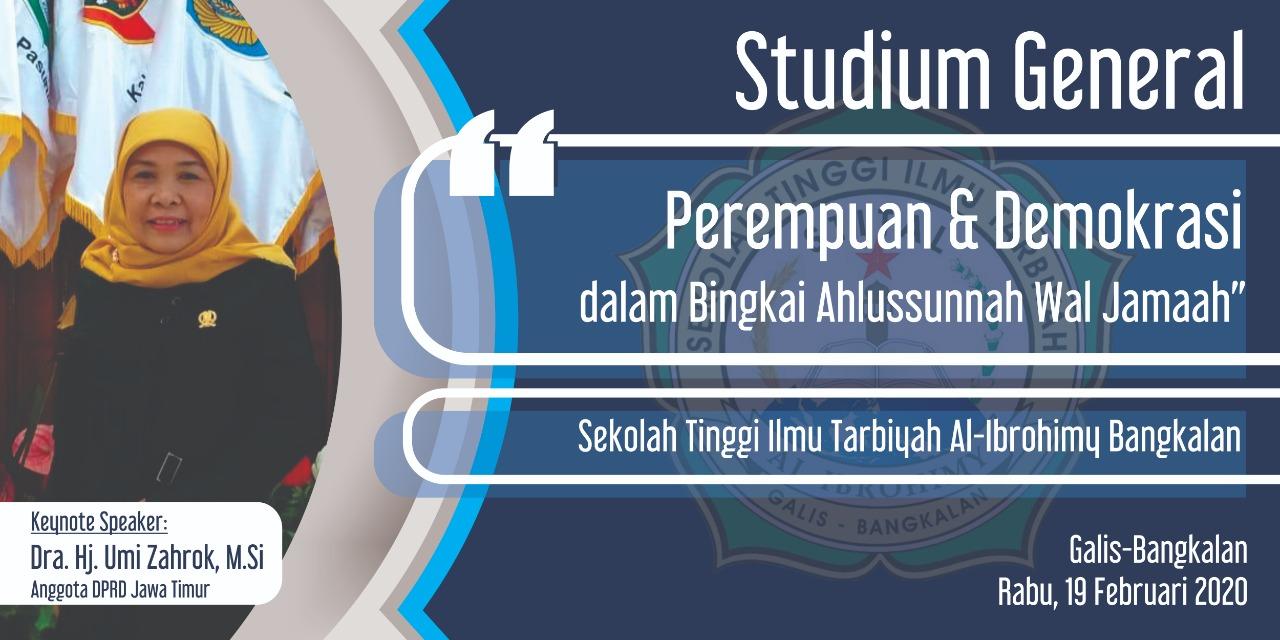 Stadium General Februari